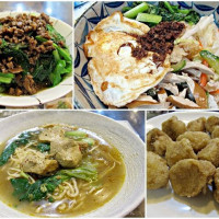 台北市美食 餐廳 素食 尊上食坊 照片