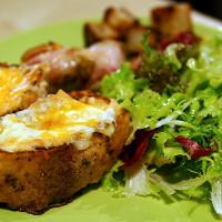 台北市美食 餐廳 異國料理 法式料理 Le Pain Perdu 法式吐司概念館 照片