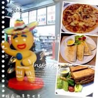 新北市美食 餐廳 速食 漢堡、炸雞速食店 Goodday 加州墨西哥餐廳 (輔大店) 照片