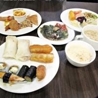 台北市美食 餐廳 素食 素食 長春素食 照片