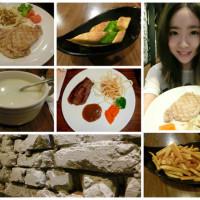 台北市美食 餐廳 異國料理 水泥房子牛排館 照片