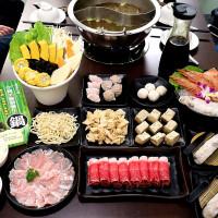 台南市美食 餐廳 火鍋 麻辣鍋 小綿羊藥膳養生鍋 照片