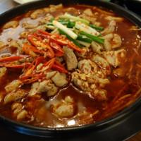 台北市美食 餐廳 異國料理 韓式料理 韓宮宴 照片