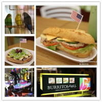 台中市美食 餐廳 速食 早餐速食店 布里逗子BURRITOS 照片