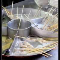 台南市美食 攤販 台式小吃 協進國小後門2元黑輪店 照片