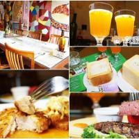 台北市美食 餐廳 異國料理 多國料理 艾蜜莉廚房 照片
