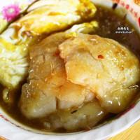台南市美食 攤販 台式小吃 陳記大灣粿仔 照片