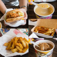 台南市美食 餐廳 速食 漢堡、炸雞速食店 丹丹漢堡(大灣店) 照片