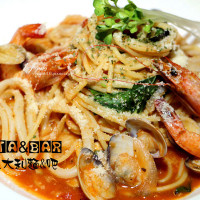 台北市美食 餐廳 異國料理 義式料理 O'LA PASTA & BAR 喔啦義大利麵&吧 照片