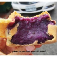 台北市美食 攤販 台式小吃 永樂車輪餅 照片