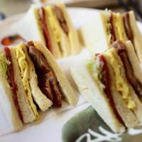 新北市美食 餐廳 速食 早餐速食店 日出好食 照片