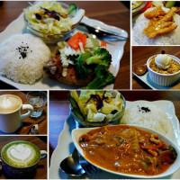 台北市美食 餐廳 異國料理 多國料理 微客棧咖啡館 照片