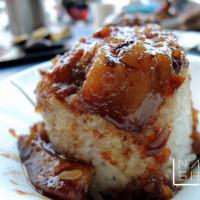 台中市美食 餐廳 中式料理 熱炒、快炒 阿財米糕 照片