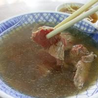 台南市美食 餐廳 中式料理 台菜 第二代阿村牛肉湯 照片