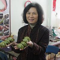 新竹縣美食 攤販 台式小吃 祥太米食 照片