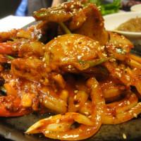 台北市美食 餐廳 異國料理 韓式料理 韓鮮亭 照片
