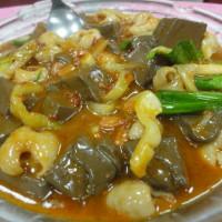 台中市美食 餐廳 中式料理 熱炒、快炒 阿舜師現炒 照片