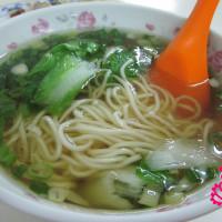 台北市美食 餐廳 中式料理 小吃 無名麵店(內湖) 照片