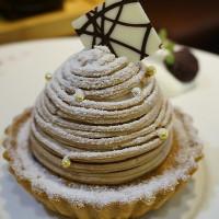 台中市美食 餐廳 烘焙 蛋糕西點 CV黑色天使蛋糕精品店 照片