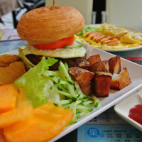 台中市美食 餐廳 速食 早餐速食店 太陽蛋廚房 照片