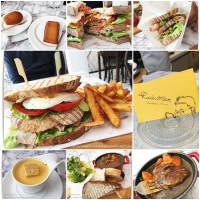 台北市美食 餐廳 烘焙 麵包坊 Rain man Boulangerie Bistro雨人麵包 照片