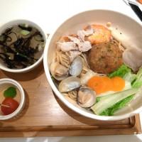 高雄市美食 餐廳 異國料理 義式料理 KA麵 照片