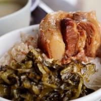 台中市美食 餐廳 中式料理 小吃 蕭爌肉飯 照片