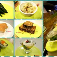台北市美食 餐廳 素食 素食 水問迴轉蔬食 照片
