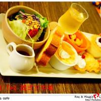 台北市美食 餐廳 咖啡、茶 歐式茶館 Hana | cafe (敦化店) 照片