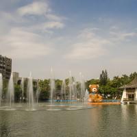 旅行‧履行中在2014泰迪熊台中樂活嘉年華(草悟道.市民廣場) pic_id=2678251