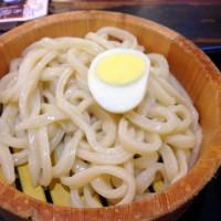 台北市美食 餐廳 異國料理 溫屋(溫や)讚岐烏龍麵 (大食代大直旗艦店) 照片