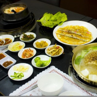 台北市美食 餐廳 異國料理 韓式料理 狎鷗亭韓式料理 照片