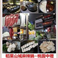 桃園市美食 餐廳 火鍋 麻辣鍋 稻葉山城麻辣鍋 照片