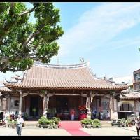 彰化縣休閒旅遊 景點 古蹟寺廟 鹿港龍山寺 照片