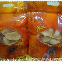 台南市美食 攤販 攤販其他 台南安平黃家鮮蝦餅 照片