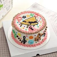 台北市美食 餐廳 烘焙 蛋糕西點 Only One Cake 西門店 照片