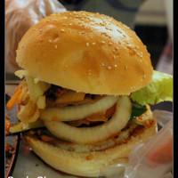 台南市美食 餐廳 異國料理 美式料理 Yellow Bee手創漢堡 照片