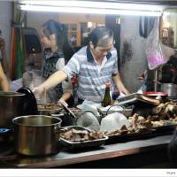 南投縣美食 攤販 台式小吃 阿川麵店(雨傘店) 照片