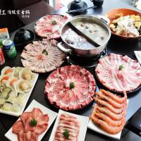 桃園市美食 餐廳 火鍋 麻辣鍋 大漠紅頂級蒙古鍋 照片