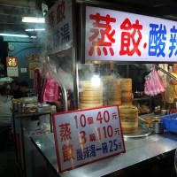 台北市美食 攤販 包類、餃類、餅類 南機場蒸餃 照片
