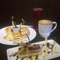 新北市美食 餐廳 咖啡、茶 歐式茶館 魚缸咖啡 Coffish 照片