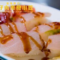 基隆市美食 餐廳 異國料理 日式料理 博愛市場(原仁愛市場)-黑面鯊魚煙 照片