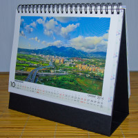 [記錄]【板南線龍山寺站】雲端印刷網。自製專屬的桌曆