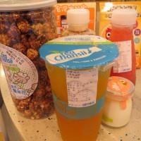 台北市美食 餐廳 飲料、甜品 嗆司果茶(微風店) 照片