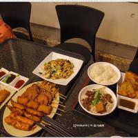 高雄市美食 餐廳 素食 昱川素食燒烤 照片