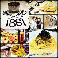 台北市美食 餐廳 咖啡、茶 咖啡館 1861 Caffe 照片