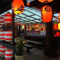 南投縣美食 餐廳 中式料理 麵食點心 妖怪村麵攤 照片