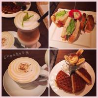 台北市美食 餐廳 咖啡、茶 咖啡館 Caldo Cafe 咖朵咖啡 照片