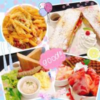 新竹市美食 餐廳 異國料理 美式料理 Glow Cafe 照片