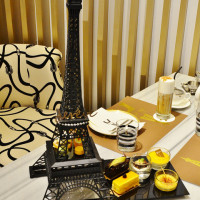 台中市美食 餐廳 咖啡、茶 德爾芙餐廳 de rêve café (民權店) 照片